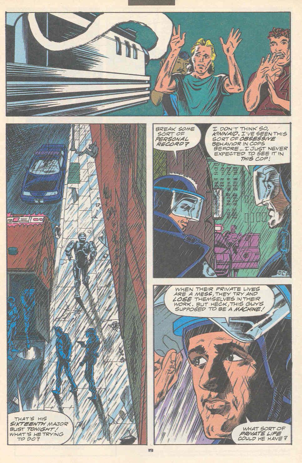 Read online Robocop (1990) comic -  Issue #17 - 15