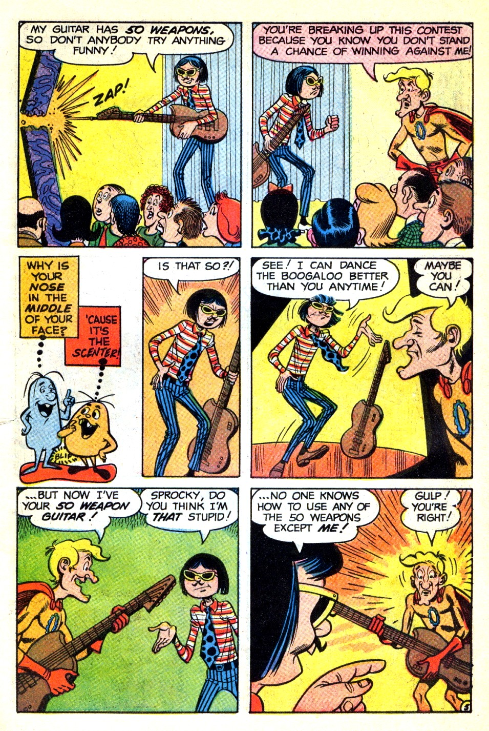 Archie's Madhouse issue 57 - Page 7