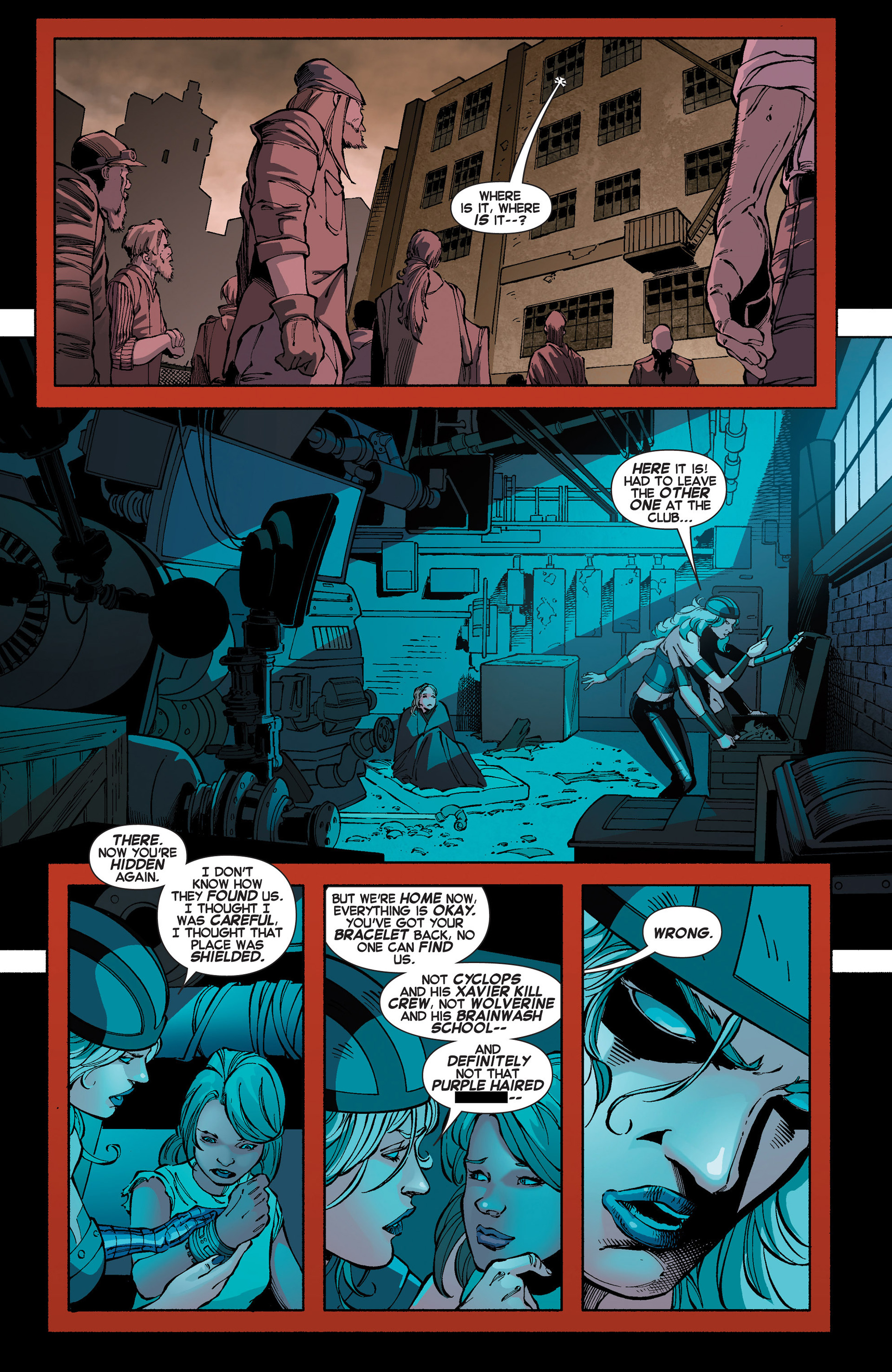 Read online Uncanny X-Force (2013) comic -  Issue #2 - 17