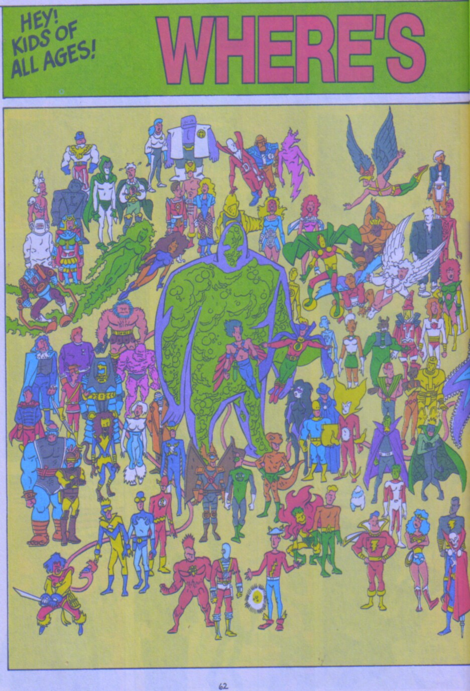 Read online Ambush Bug Nothing Special comic -  Issue # Full - 55