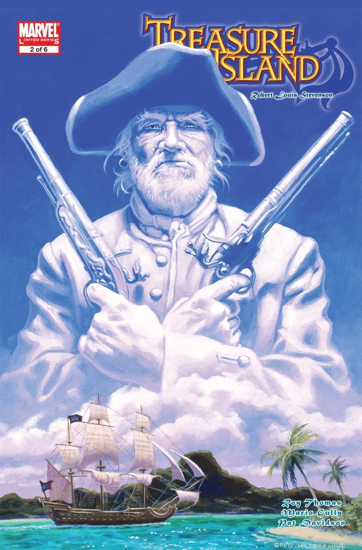 Read online Treasure Island comic -  Issue #2 - 1