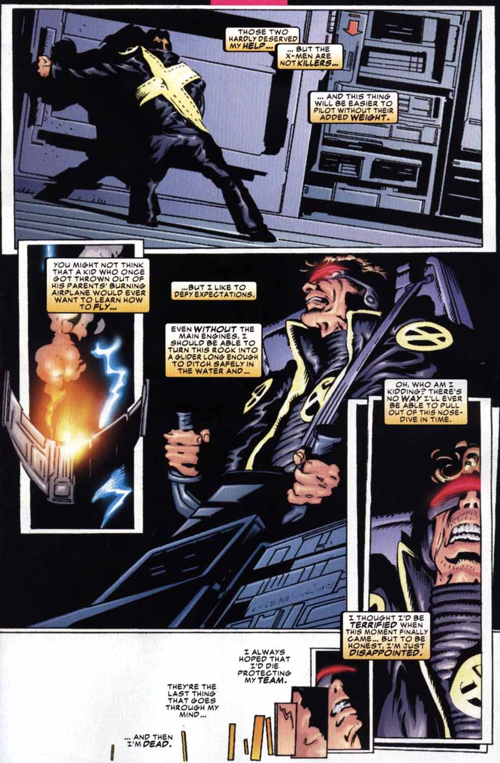 Read online Cyclops (2001) comic -  Issue #2 - 6