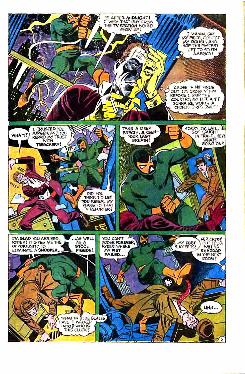 Beware The Creeper (1968) issue 1 - Page 4