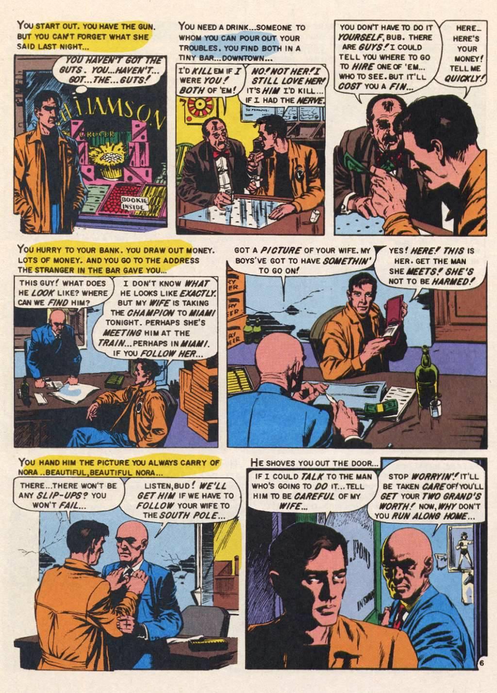 Read online Shock SuspenStories comic -  Issue #14 - 29