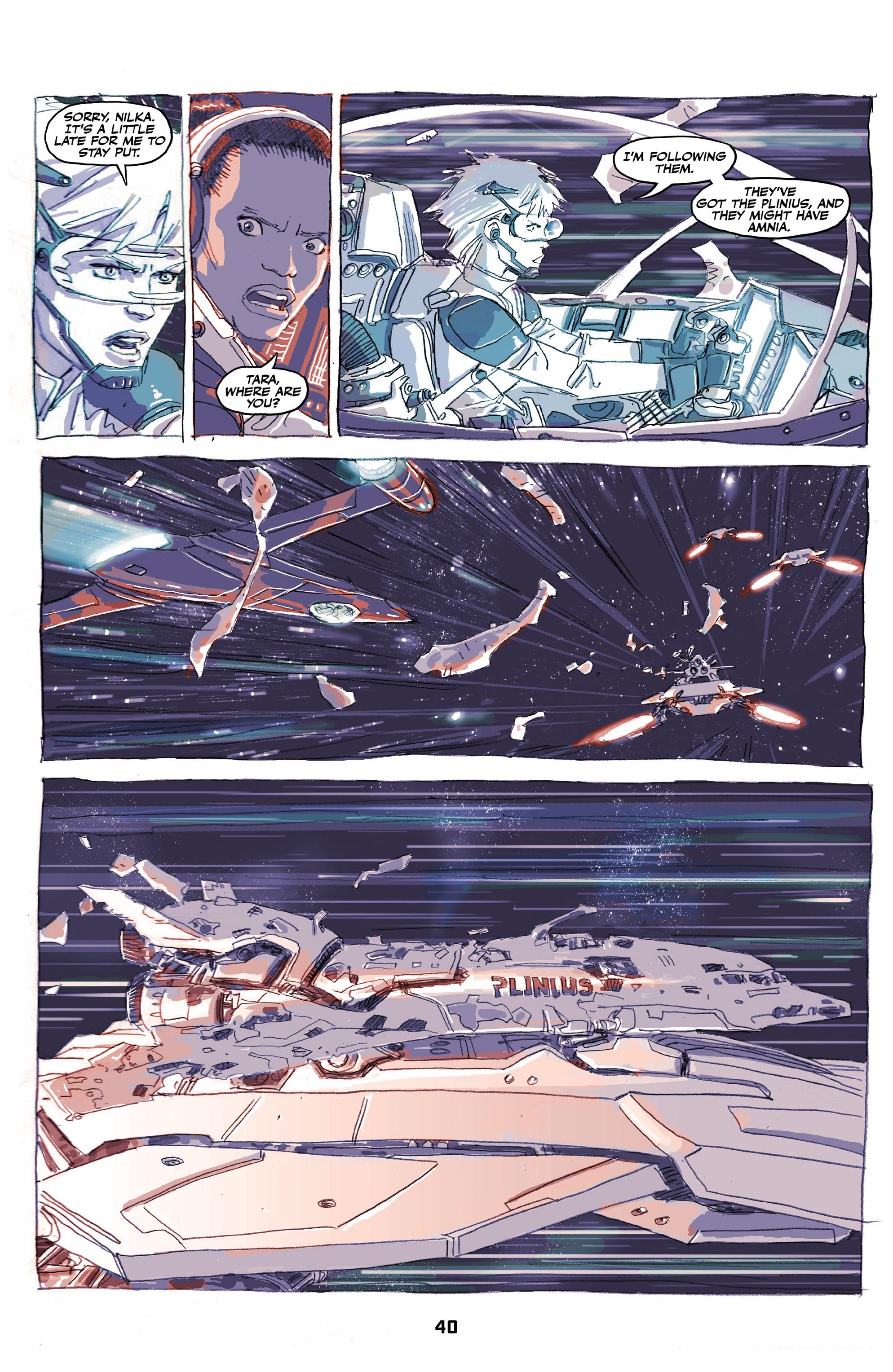 Read online Paklis comic -  Issue #1 - 41