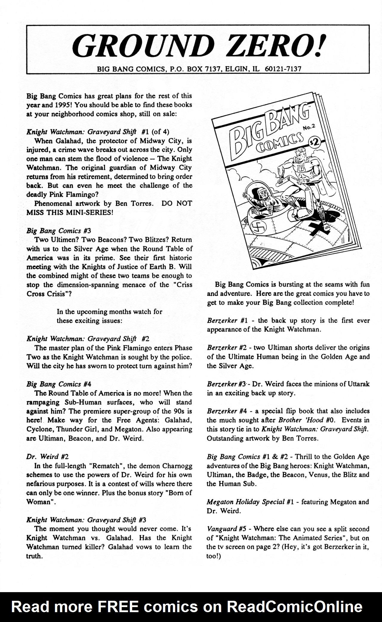 Read online Dr. Weird (1994) comic -  Issue #1 - 31