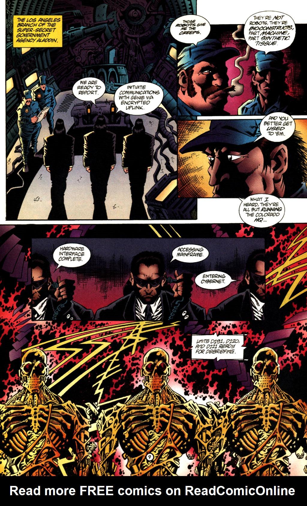 Read online Rune (1995) comic -  Issue # _Infinity - 11