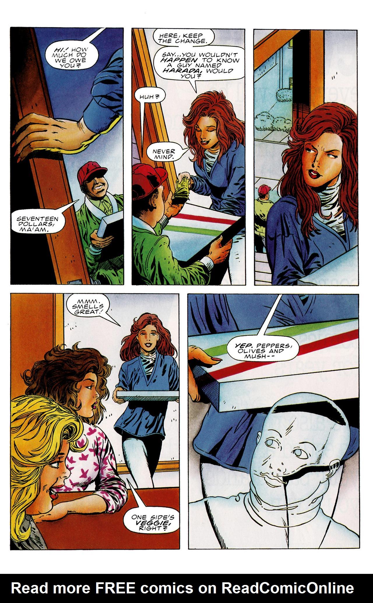 Read online Harbinger (1992) comic -  Issue #18 - 20