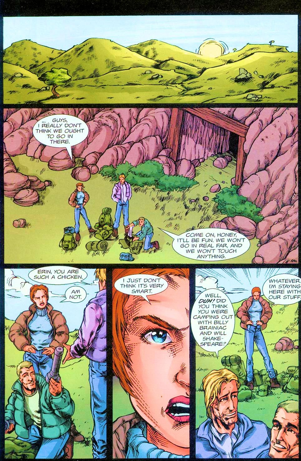Shotgun Mary: Blood Lore issue 1 - Page 25