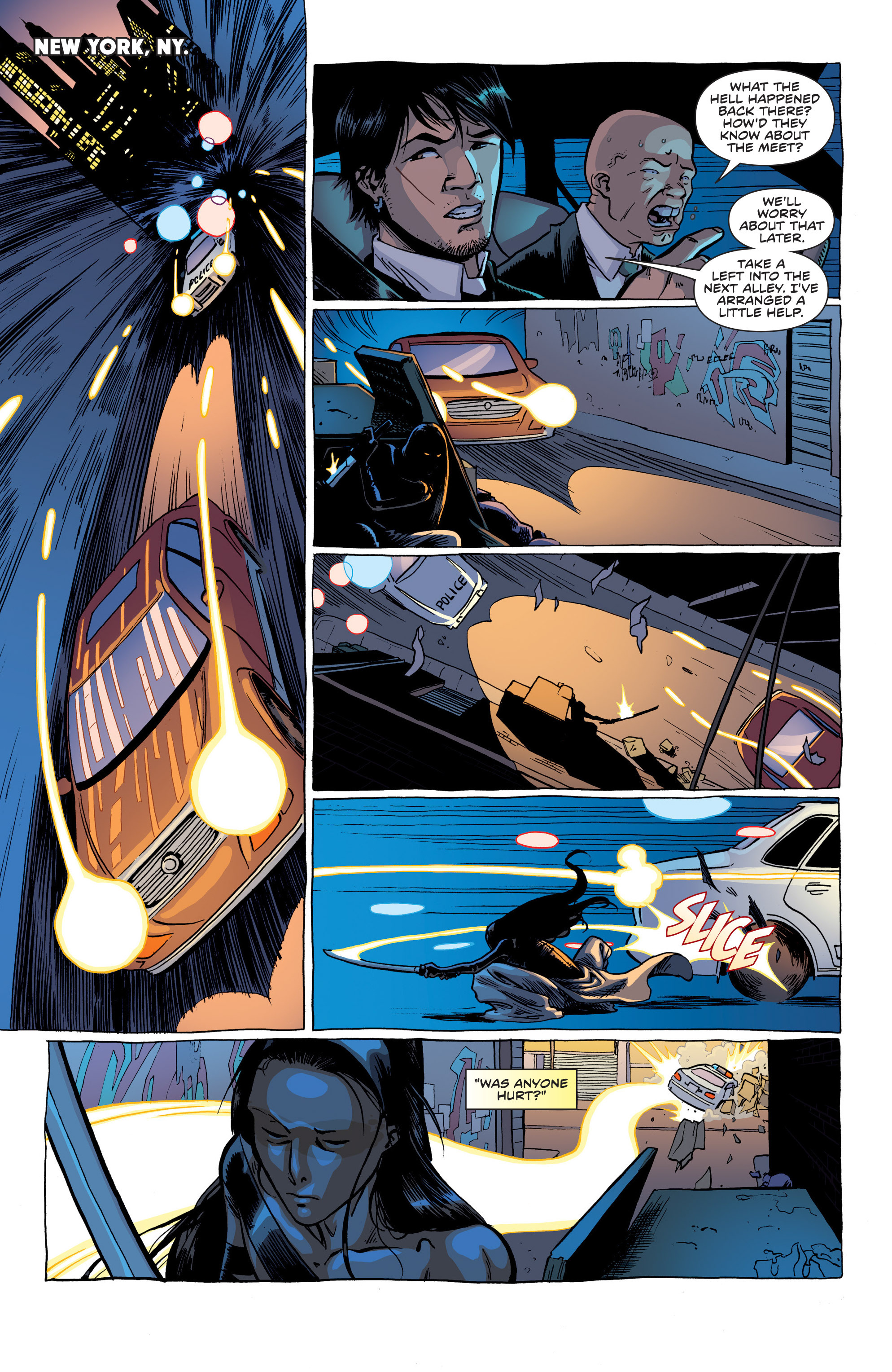 Read online Secret Identities comic -  Issue # _TPB - 20
