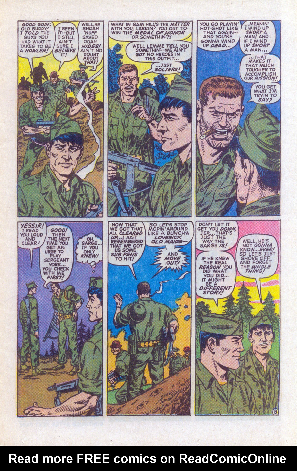 Read online Sgt. Fury comic -  Issue #159 - 12