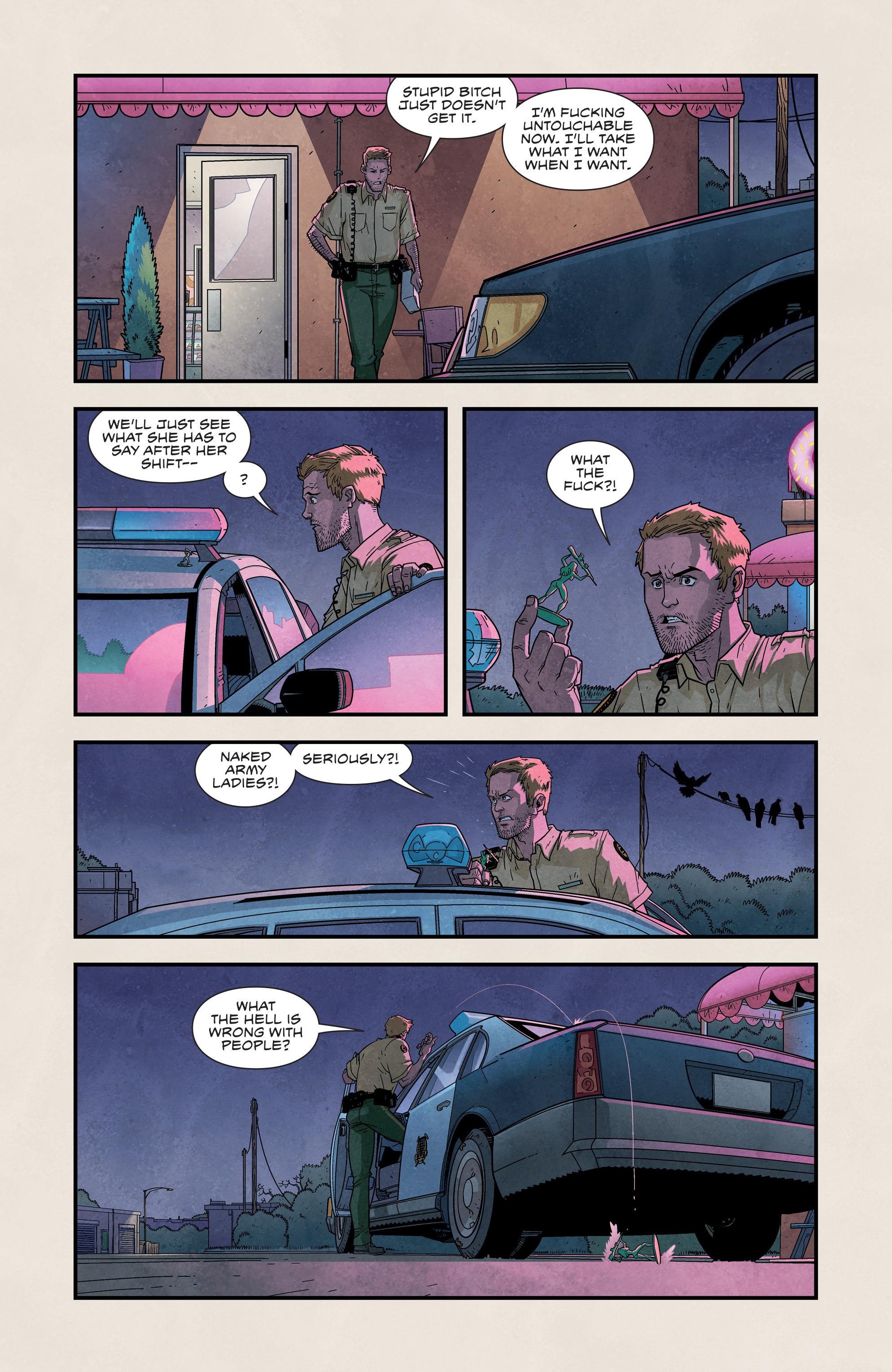 Read online Plastic comic -  Issue #2 - 23