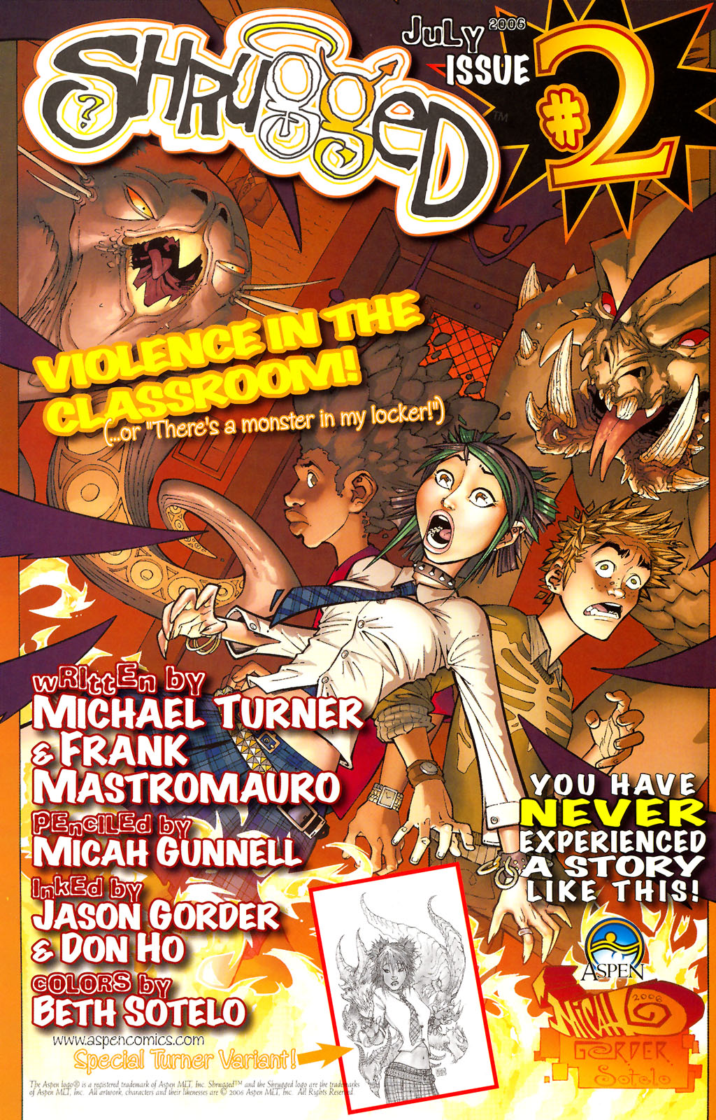 Read online Shrugged (2006) comic -  Issue #1 - 23