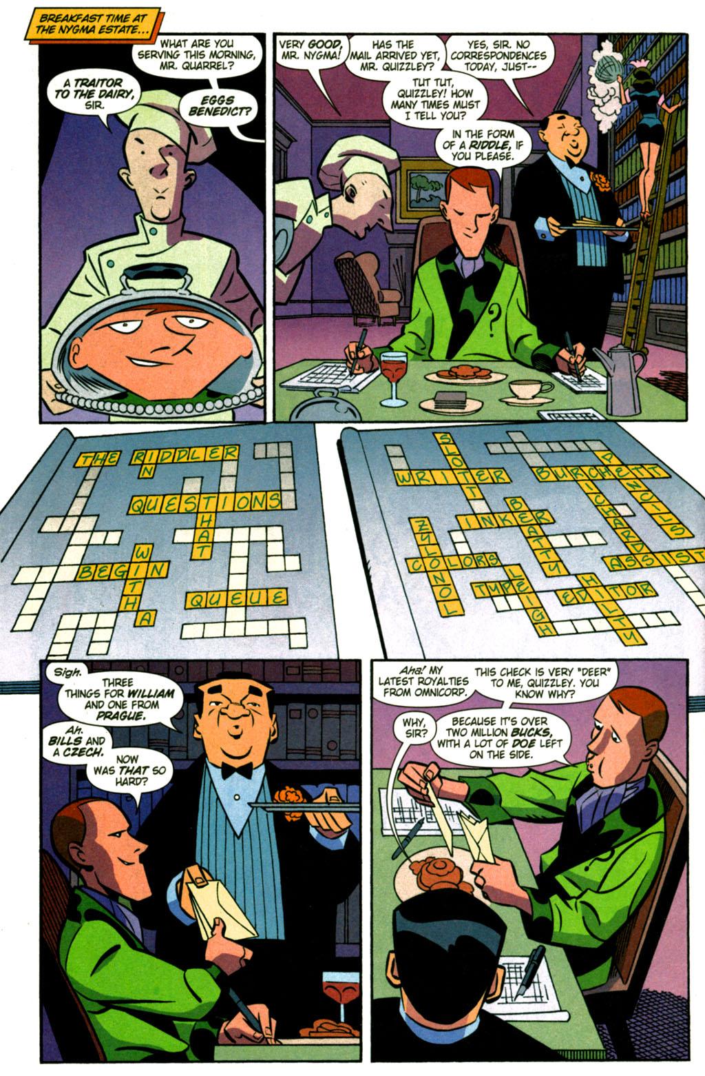 read online batman adventures 2003 comic issue 11. Black Bedroom Furniture Sets. Home Design Ideas