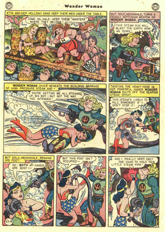 Read online Wonder Woman (1942) comic -  Issue #15 - 29