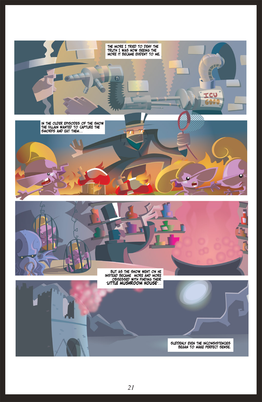 Read online Nightmare World comic -  Issue # Vol. 2 Leave the Light On - 22