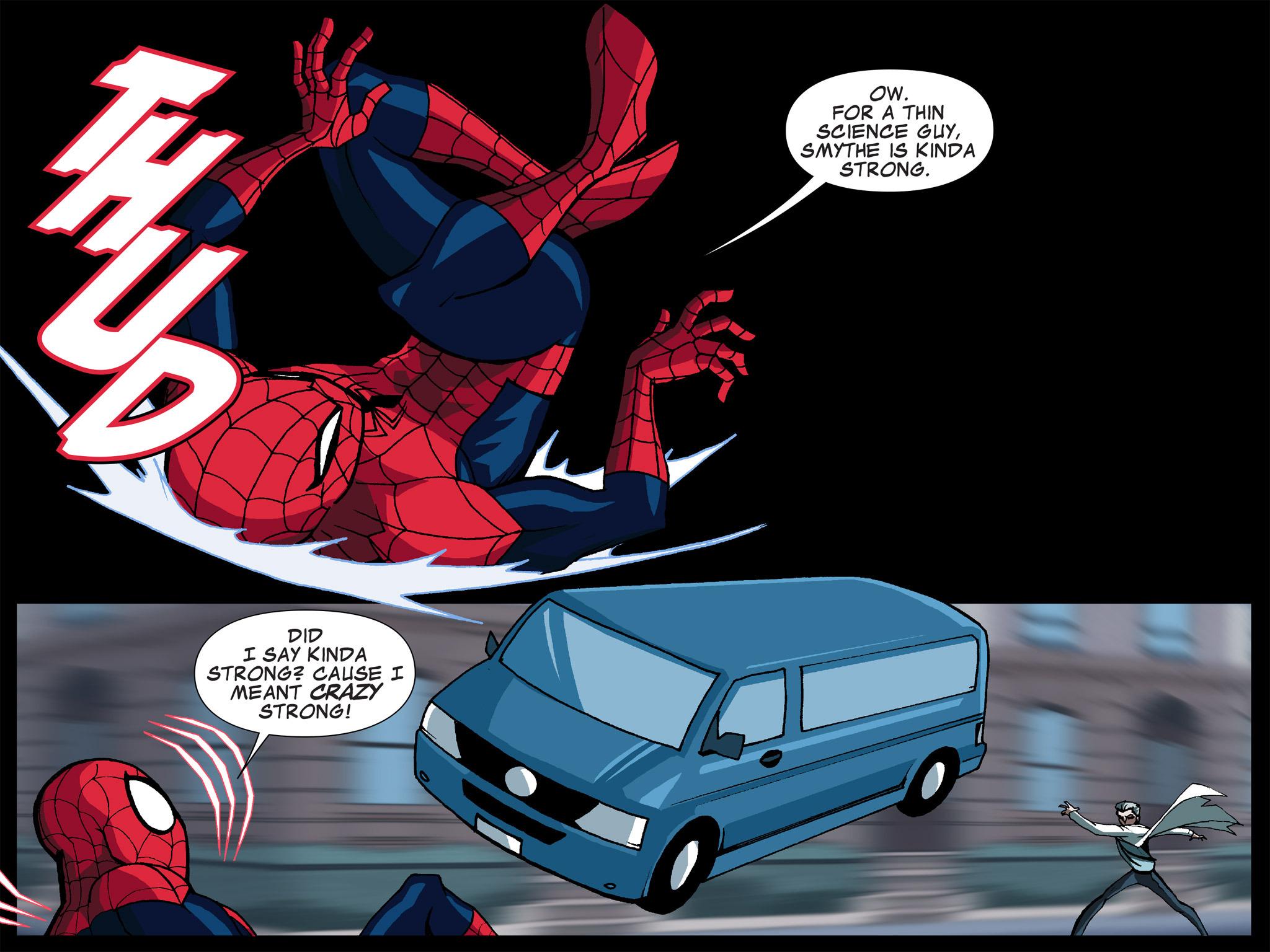 Read online Ultimate Spider-Man (Infinite Comics) (2015) comic -  Issue #5 - 19