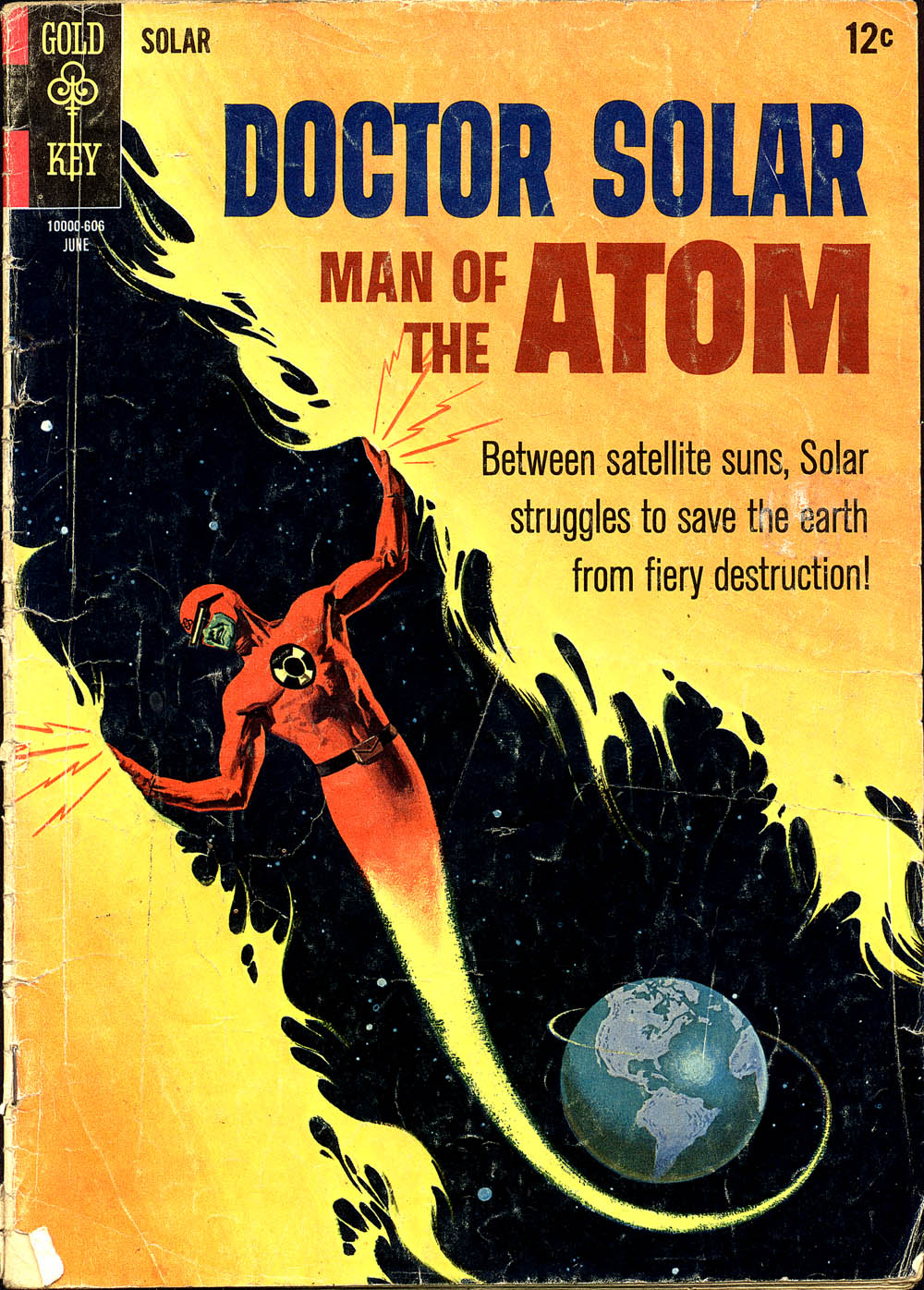 Doctor Solar, Man of the Atom (1962) 16 Page 1