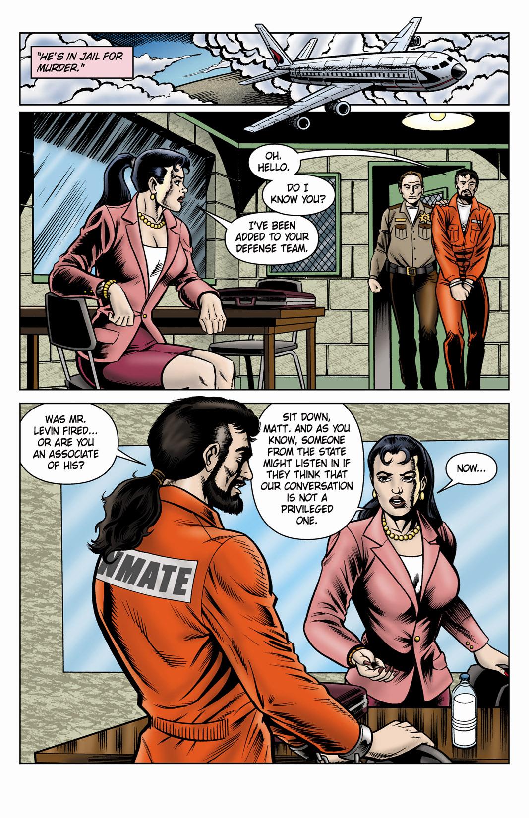 Read online SideChicks comic -  Issue #4 - 10
