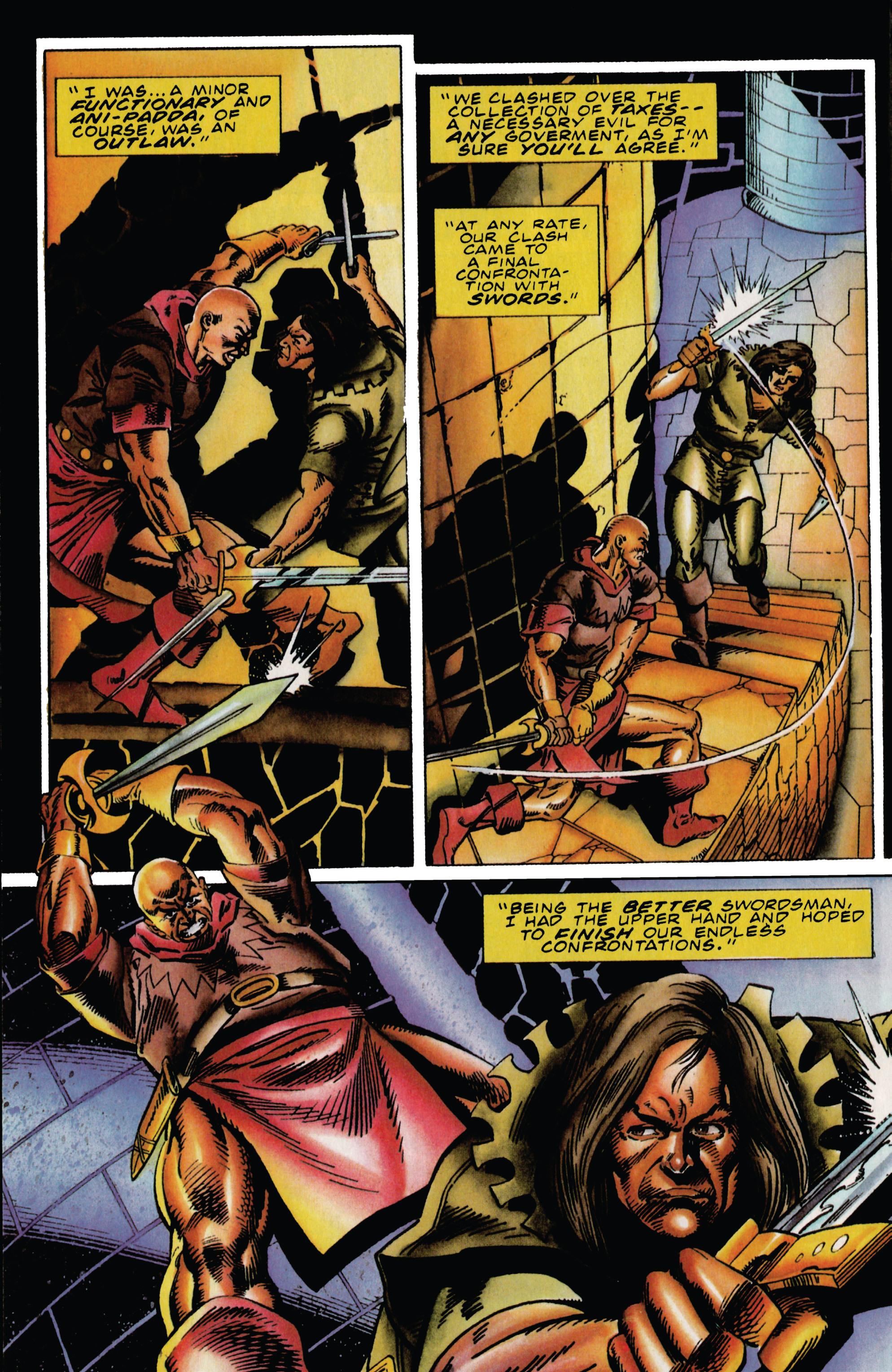 Read online Eternal Warrior (1992) comic -  Issue #29 - 3