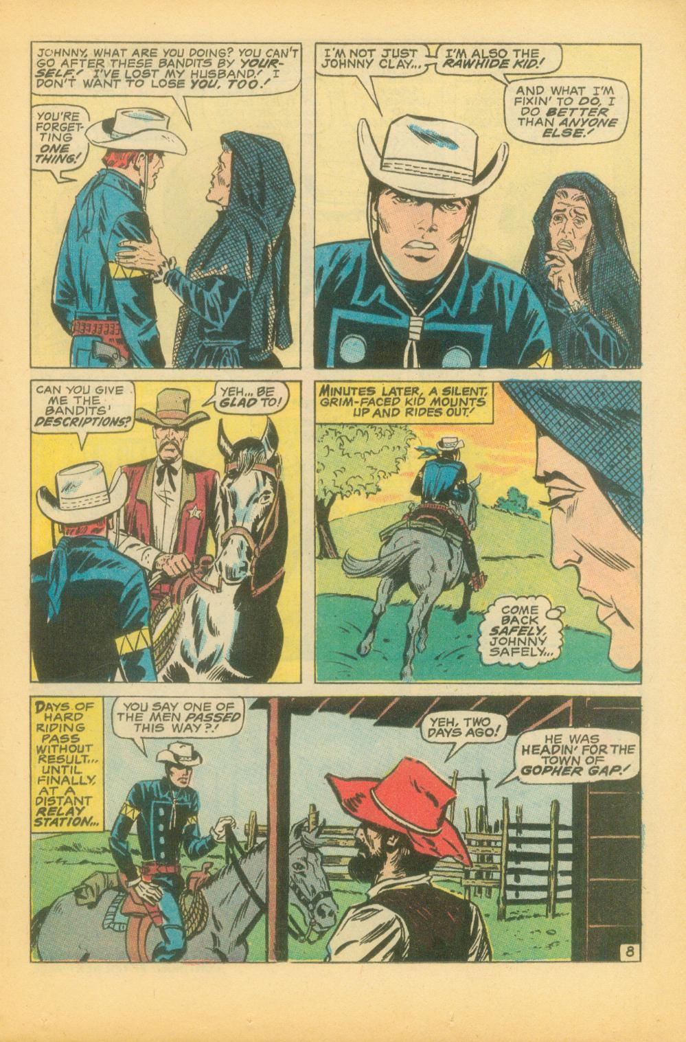The Rawhide Kid (1955) issue 73 - Page 14