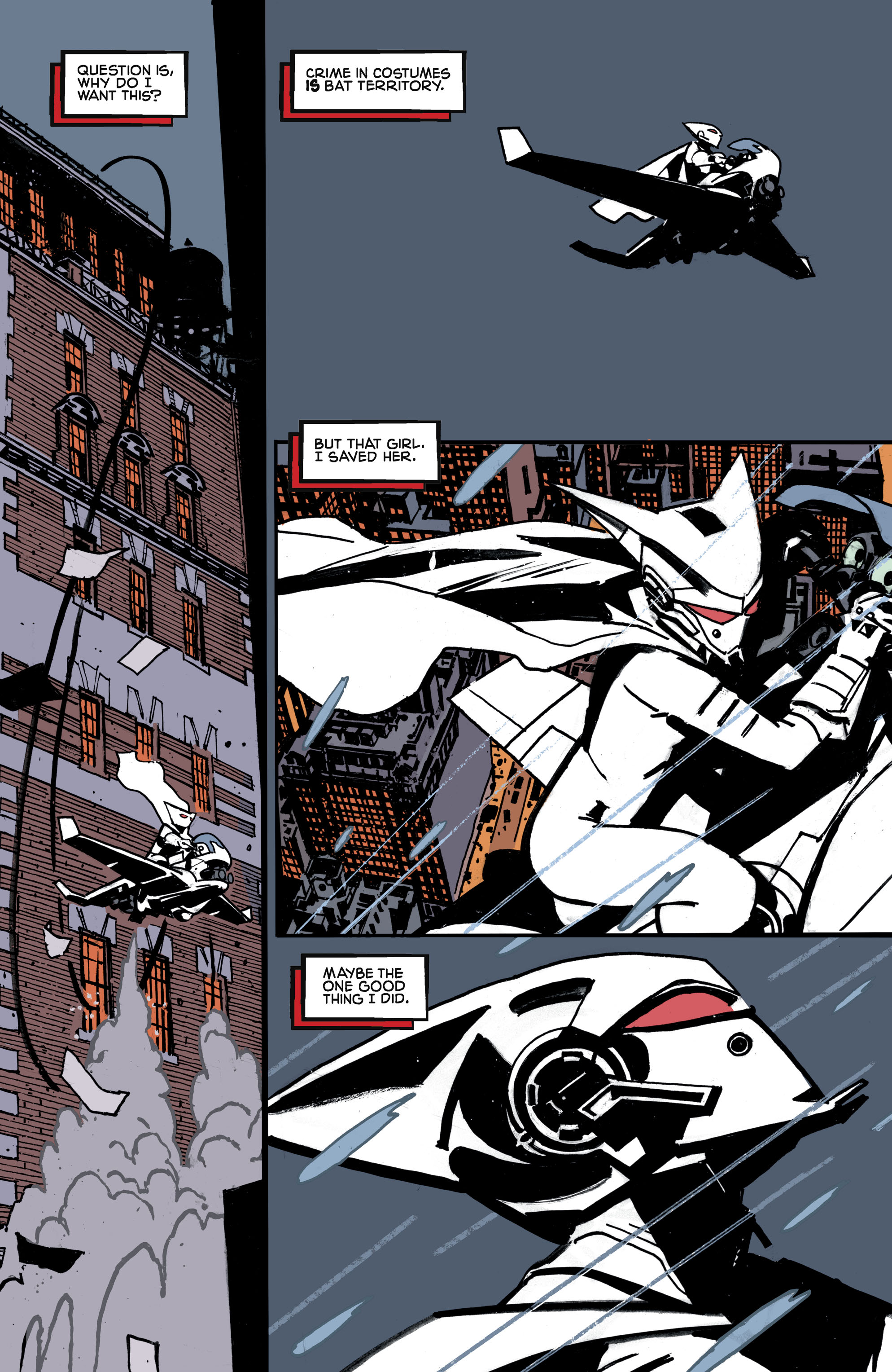 Read online Mother Panic comic -  Issue #7 - 23