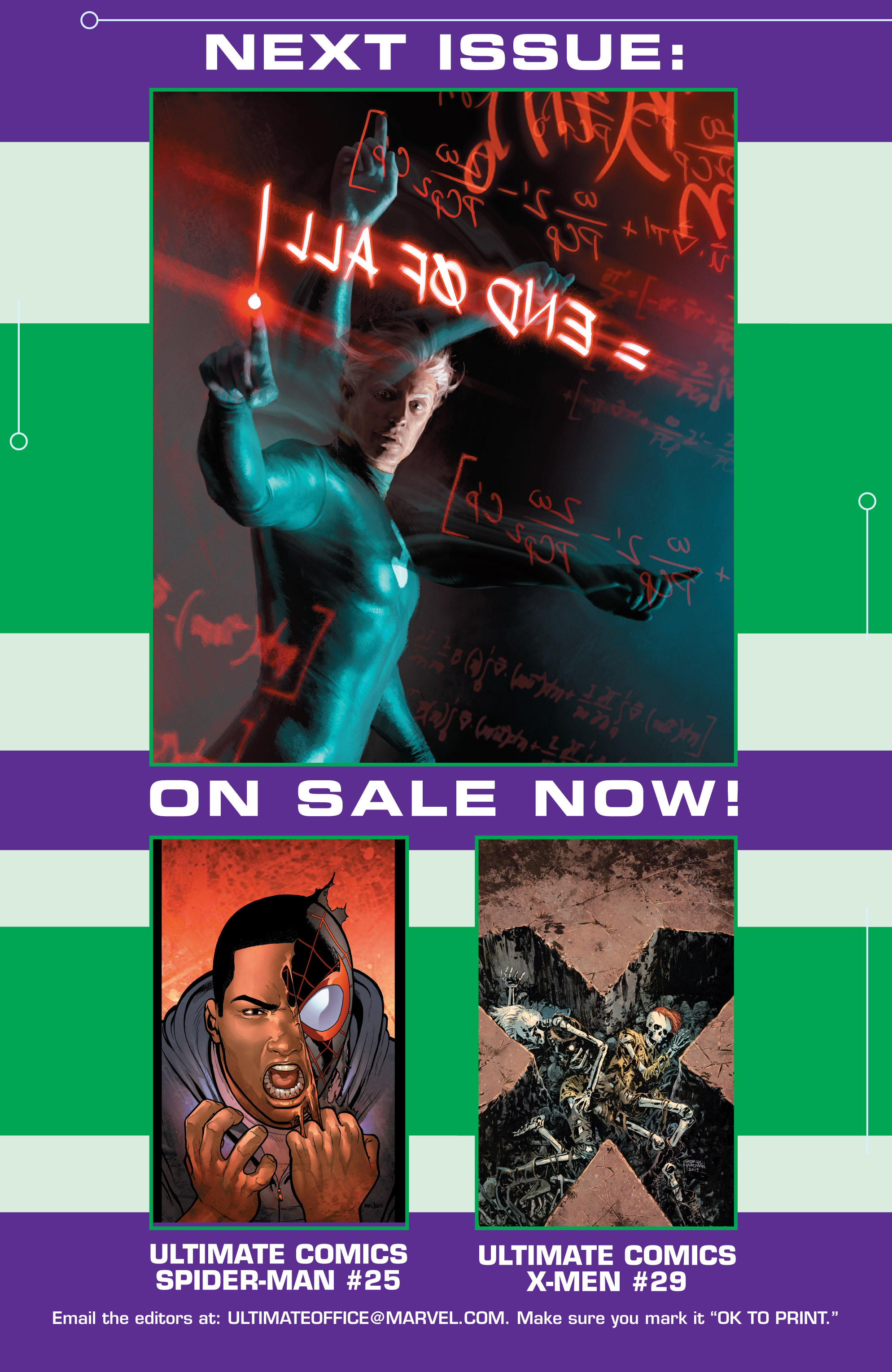 Read online Ultimate Comics Ultimates comic -  Issue #28 - 22