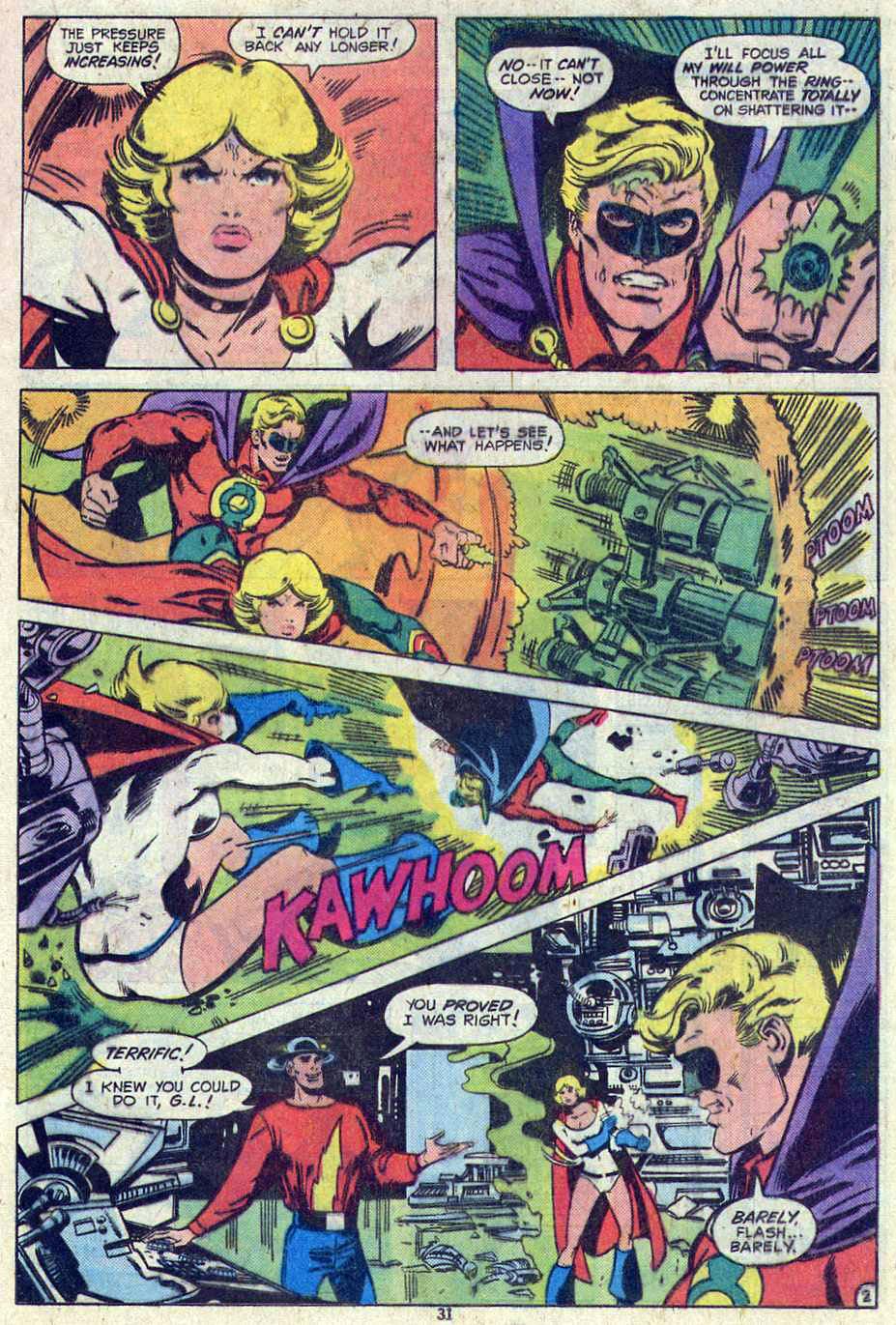 Read online Adventure Comics (1938) comic -  Issue #461 - 31
