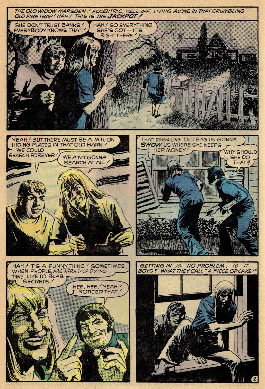 Read online Madhouse Comics comic -  Issue #97 - 14