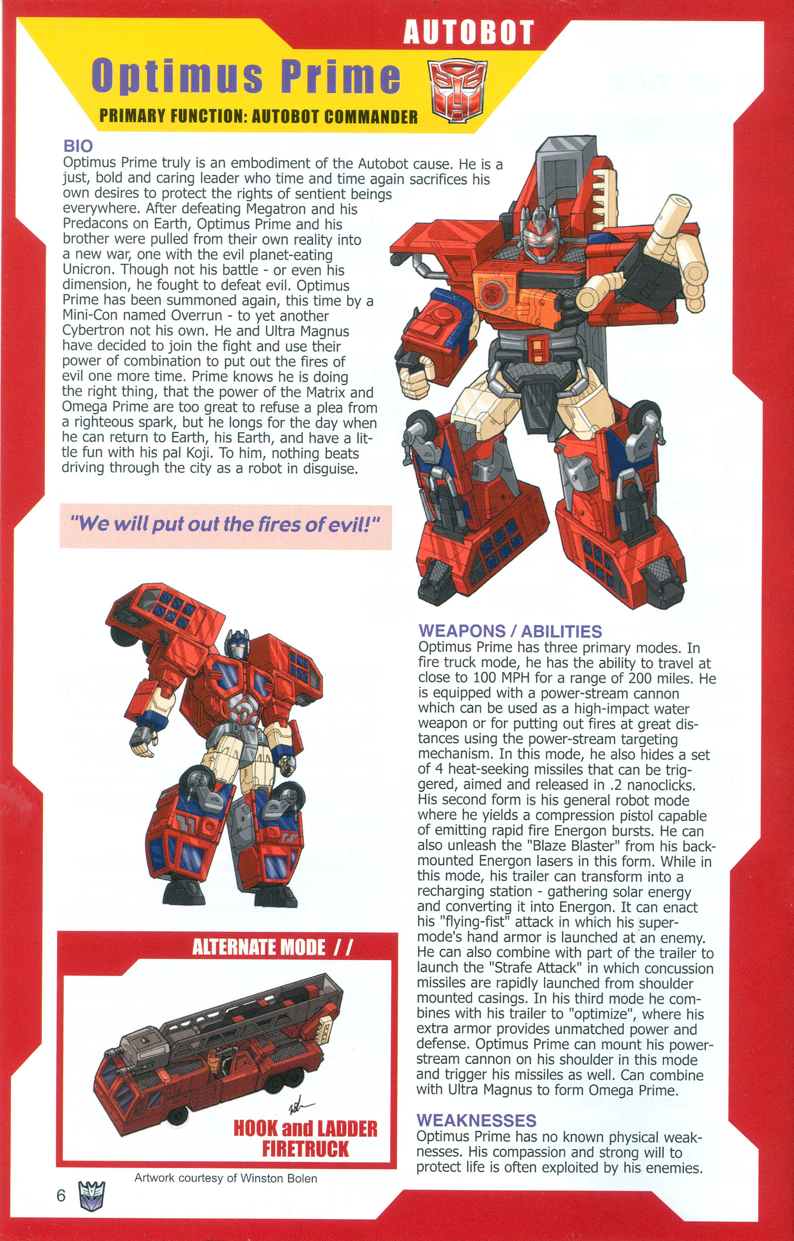 Read online Transformers: Collectors' Club comic -  Issue #8 - 6
