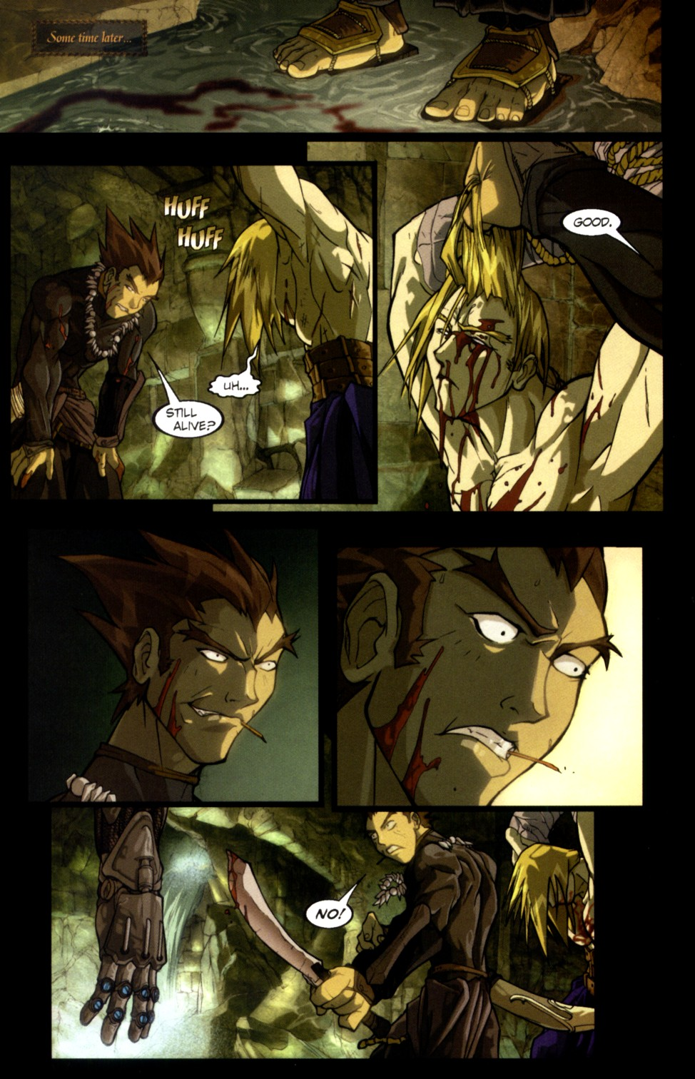 Read online Shidima comic -  Issue #3 - 18