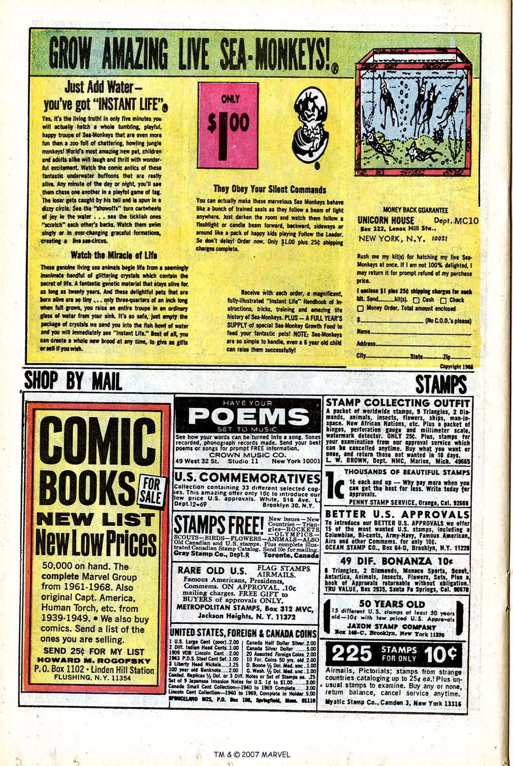 Read online Silver Surfer (1968) comic -  Issue #12 - 22