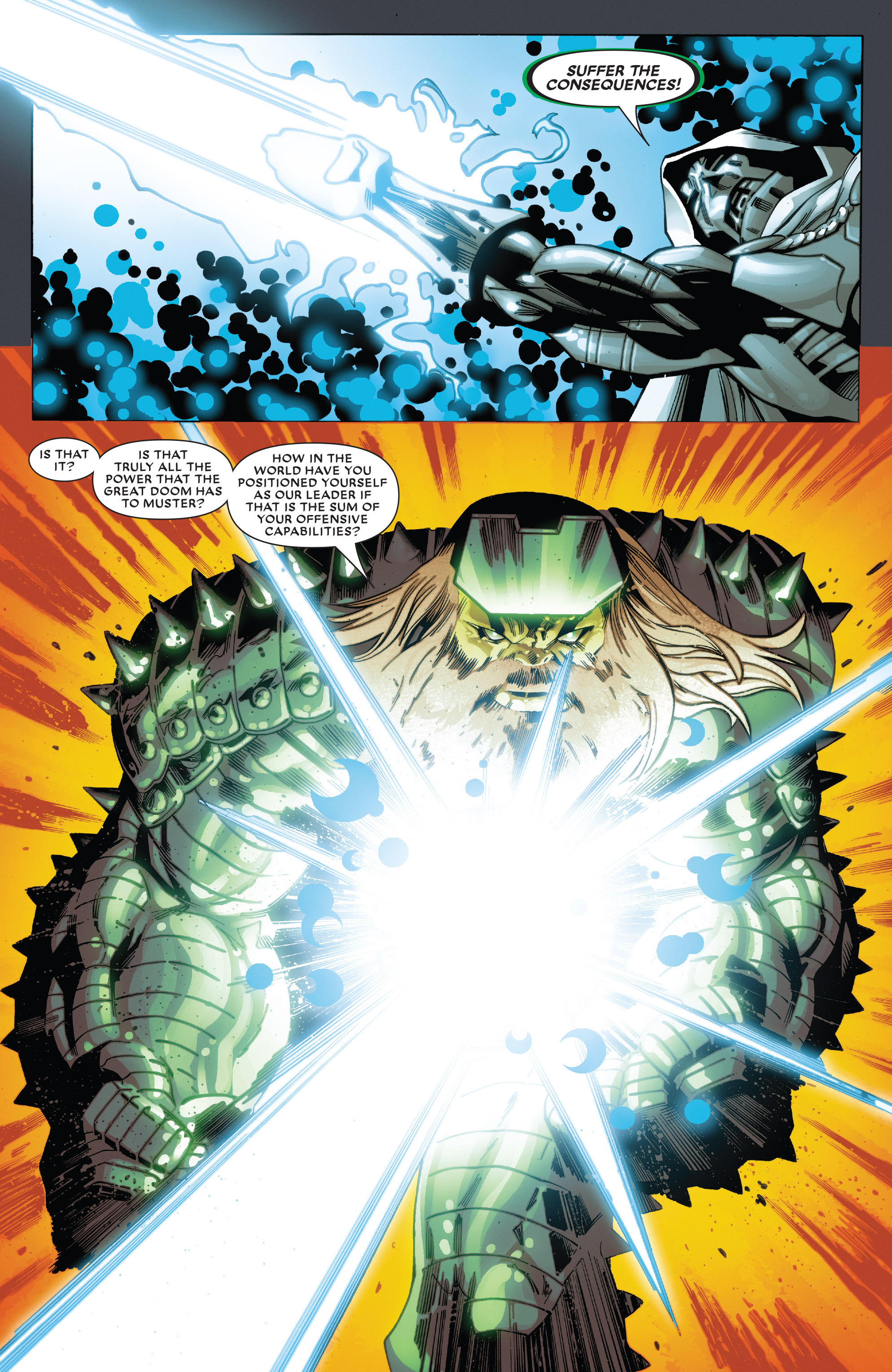 Read online Future Imperfect comic -  Issue #5 - 13