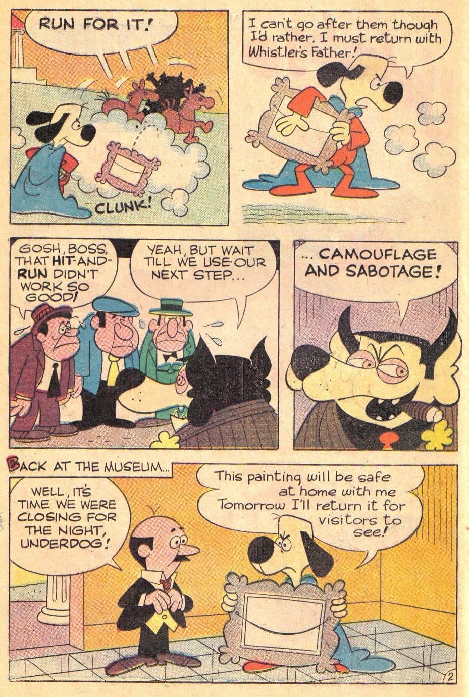 Underdog (1970) issue 3 - Page 12