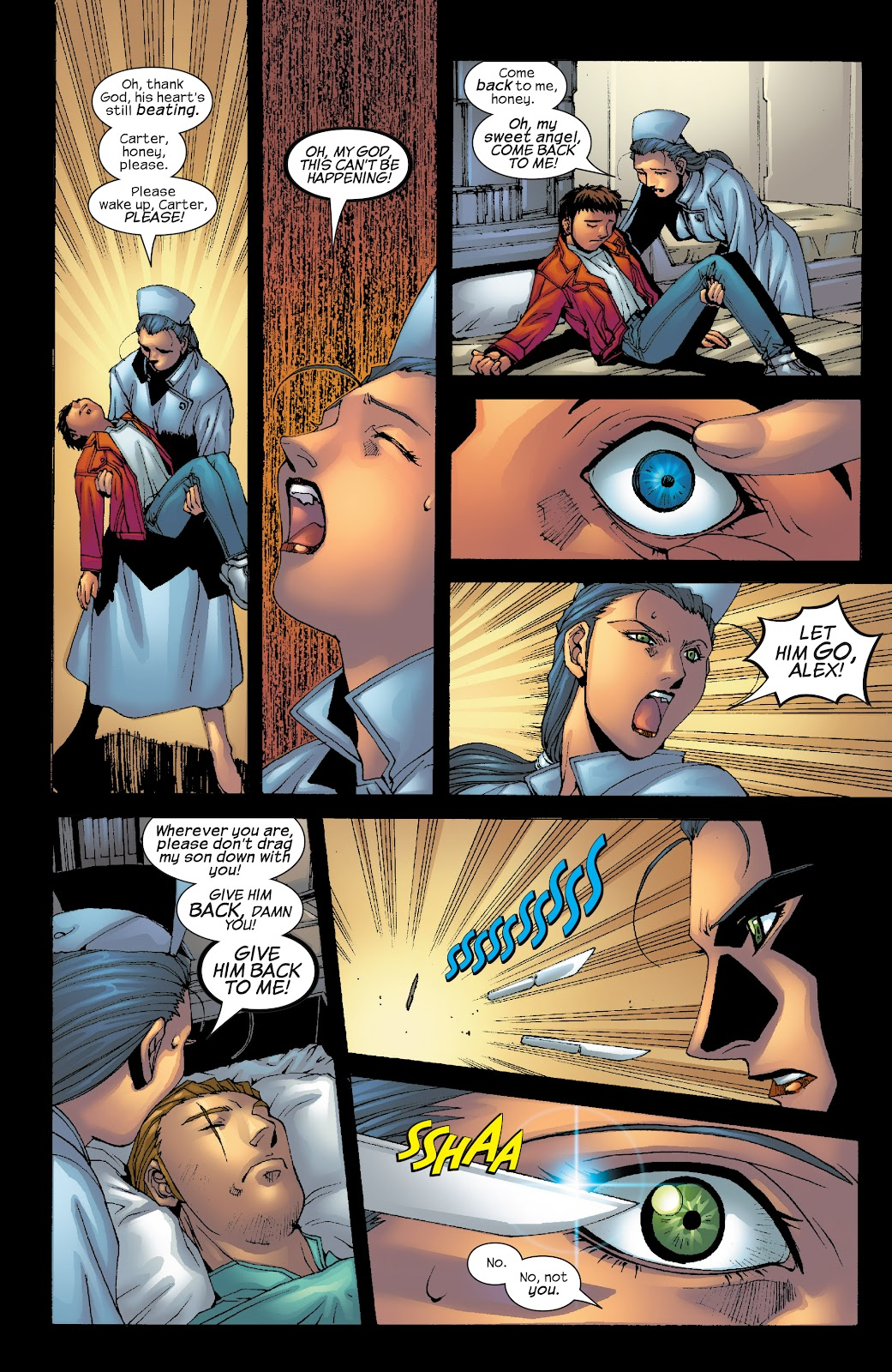 Read online X-Men: Unstoppable comic -  Issue # TPB (Part 3) - 22