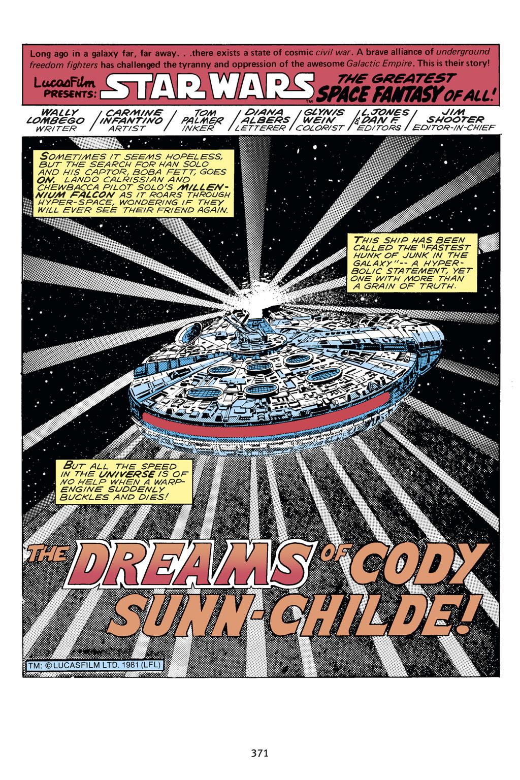 Read online Star Wars Omnibus comic -  Issue # Vol. 14 - 367