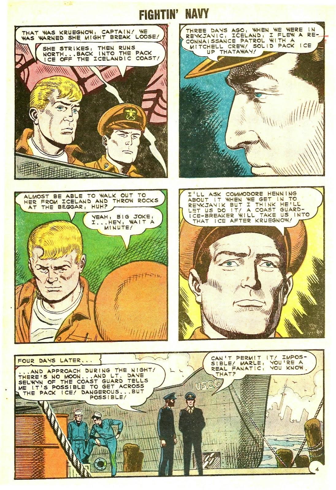 Read online Fightin' Navy comic -  Issue #120 - 18