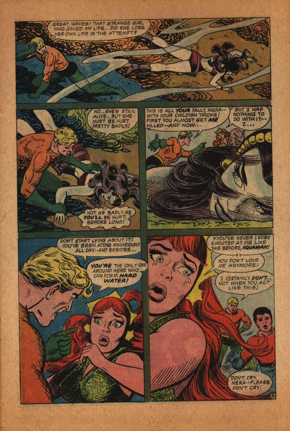 Read online Aquaman (1962) comic -  Issue #39 - 9