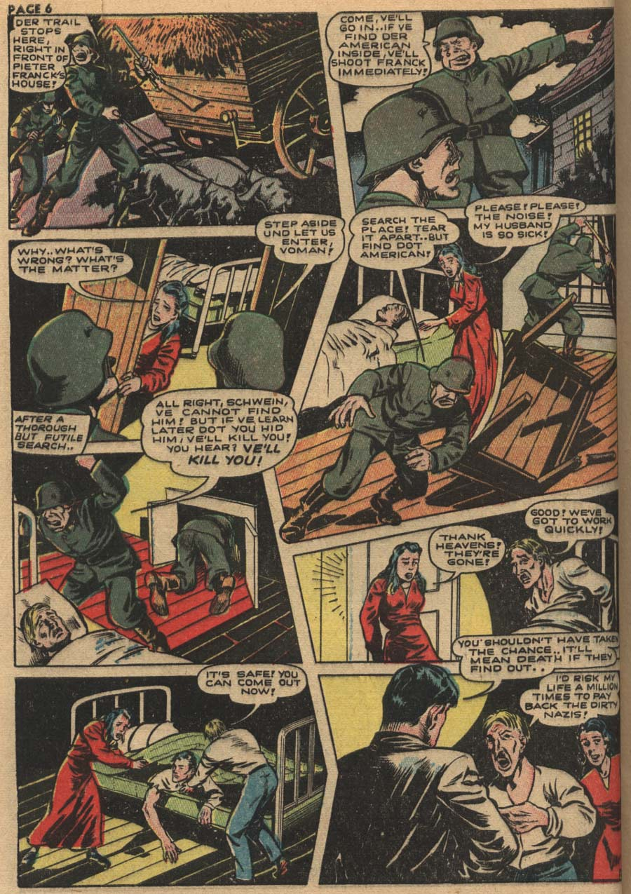 Zip Comics issue 31 - Page 6