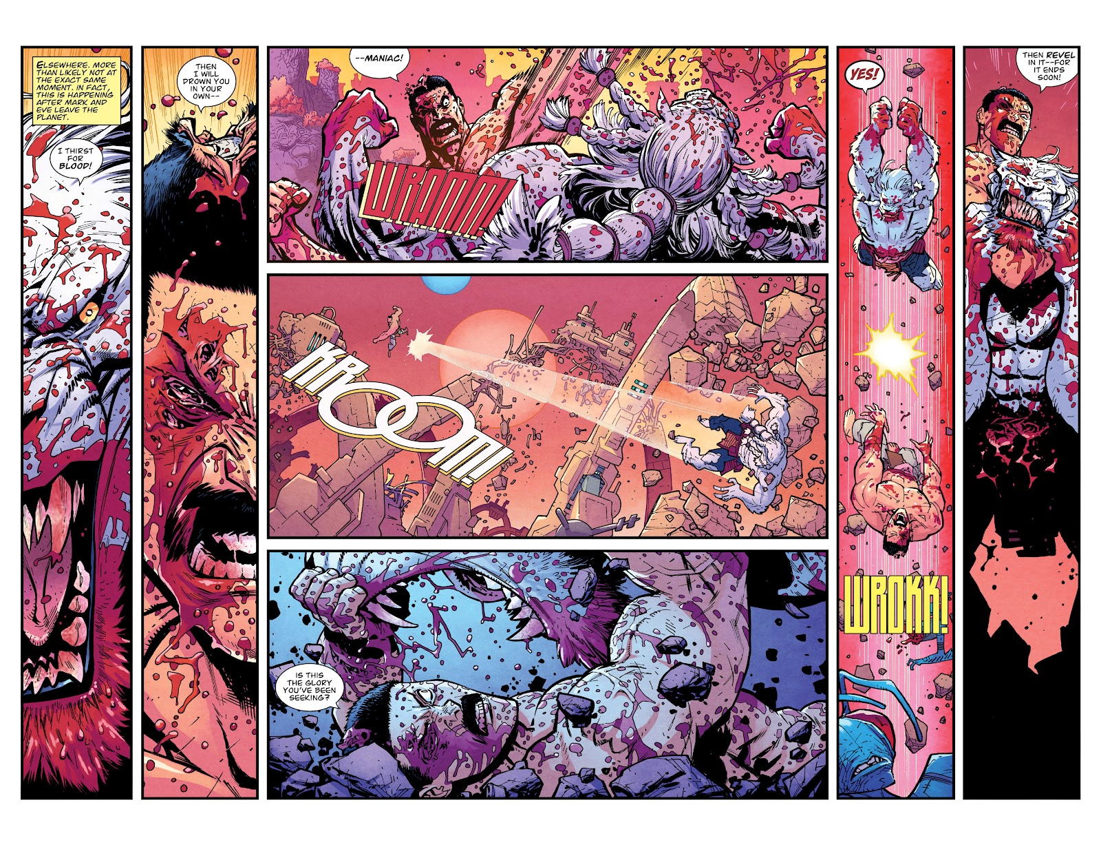 Invincible (2003) issue TPB 21 - Modern Family - Page 55