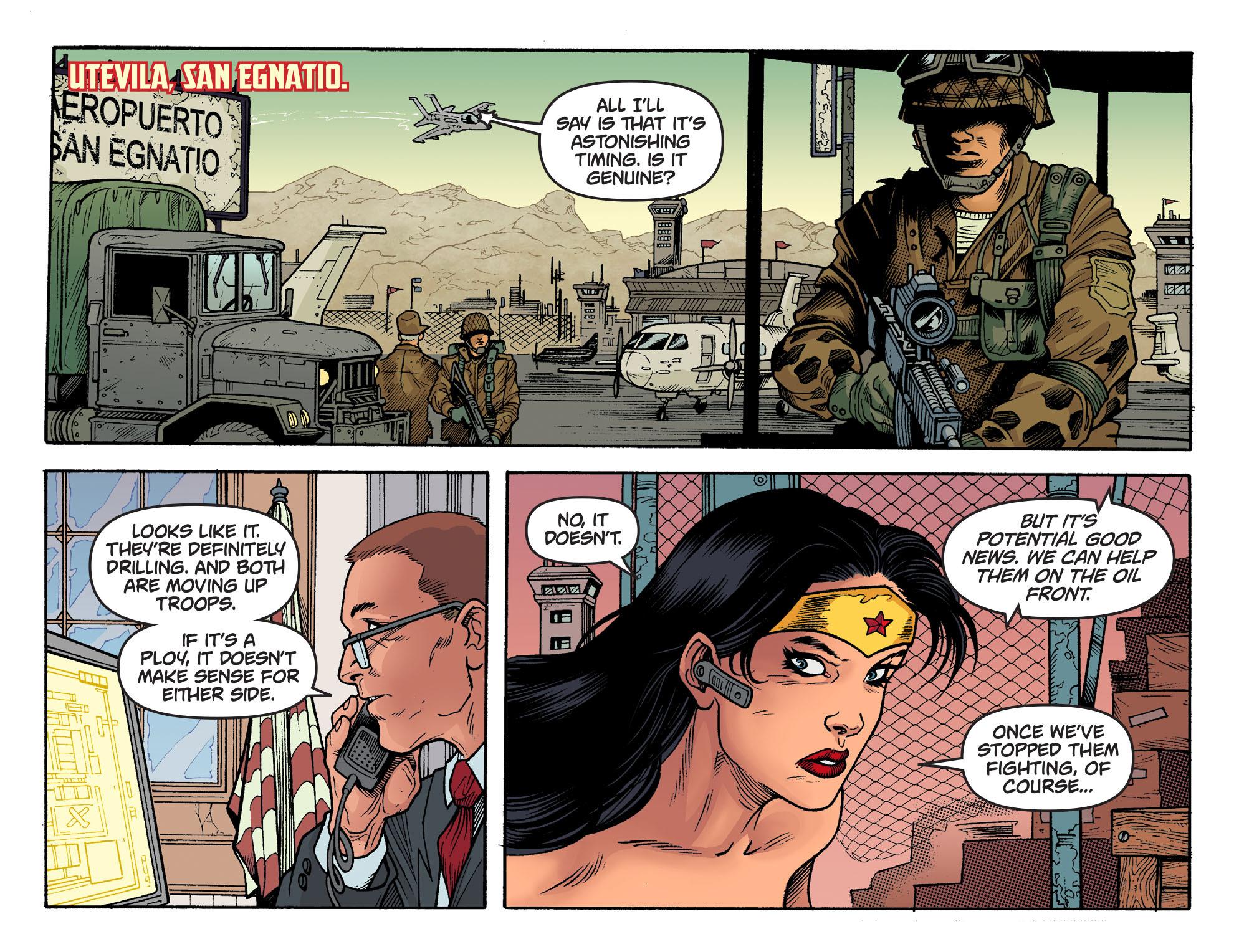 Read online Sensation Comics Featuring Wonder Woman comic -  Issue #43 - 6