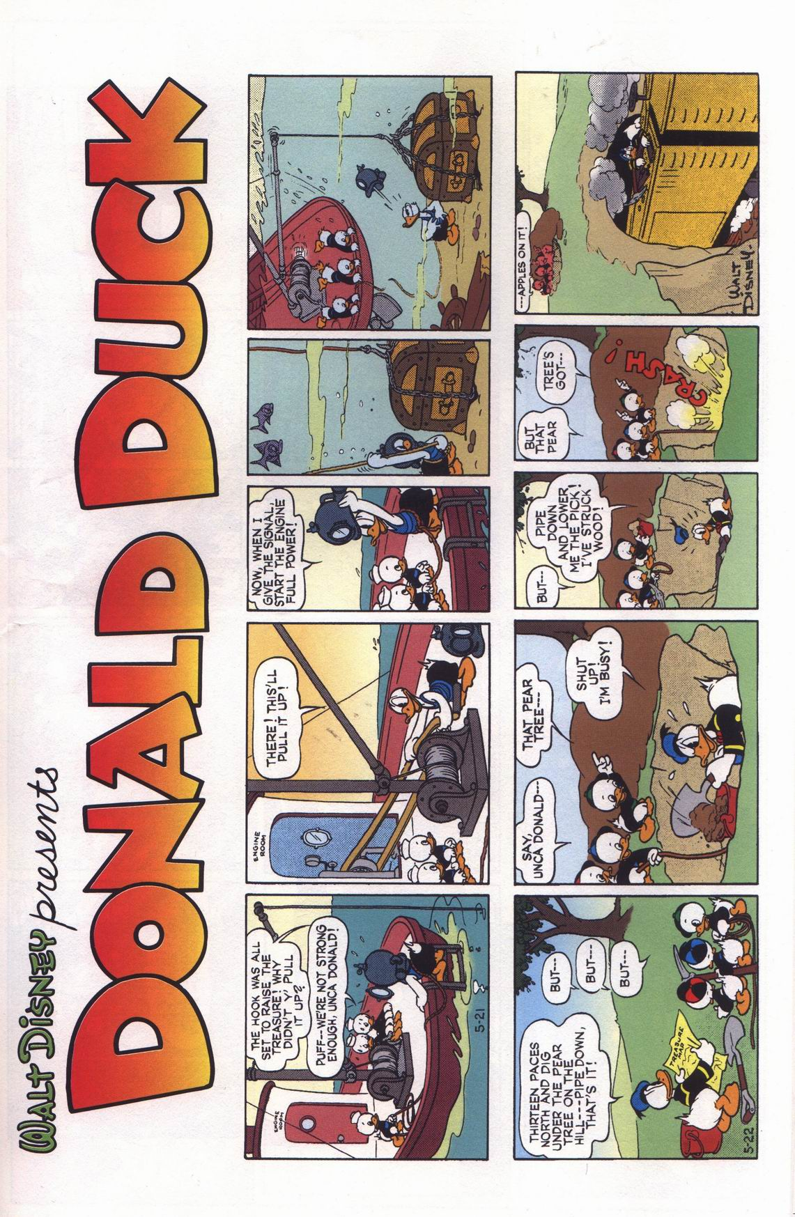 Read online Uncle Scrooge (1953) comic -  Issue #313 - 43