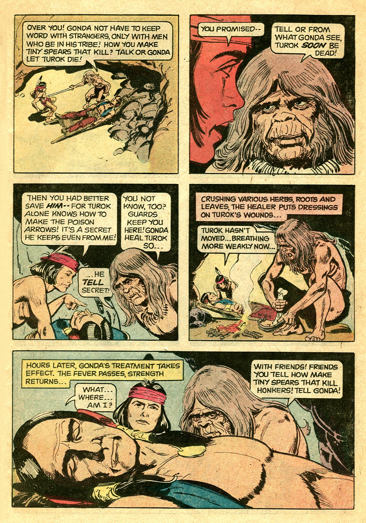 Read online Turok, Son of Stone comic -  Issue #127 - 11