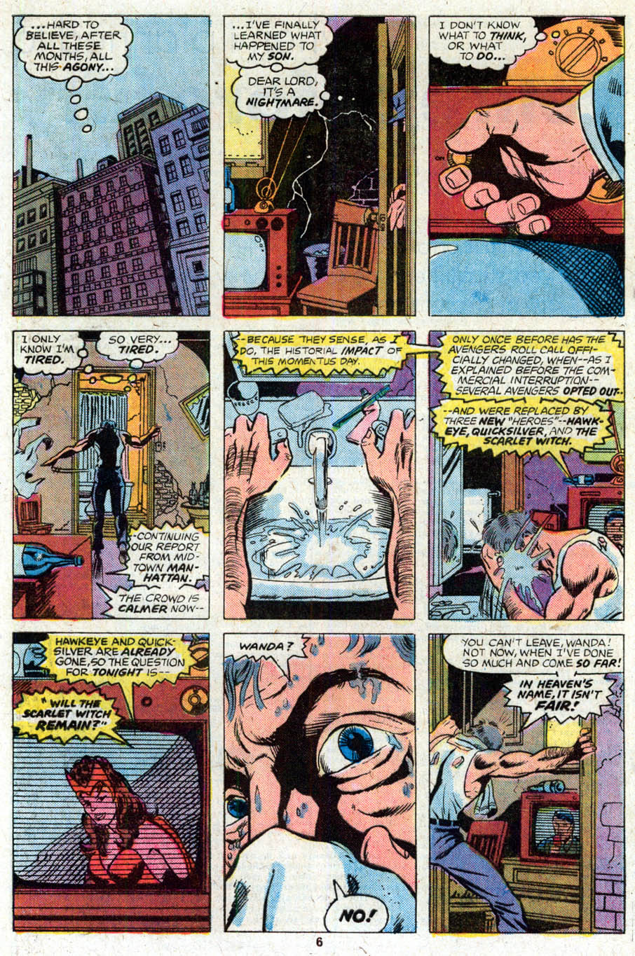 The Avengers (1963) 151 Page 4