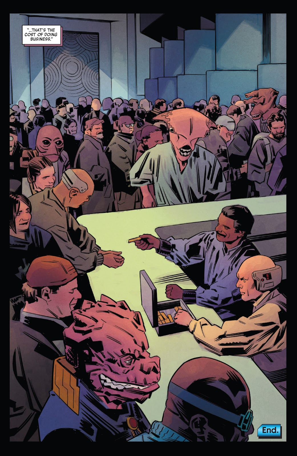 Read online Star Wars: Age of Rebellion - Heroes comic -  Issue # TPB - 70