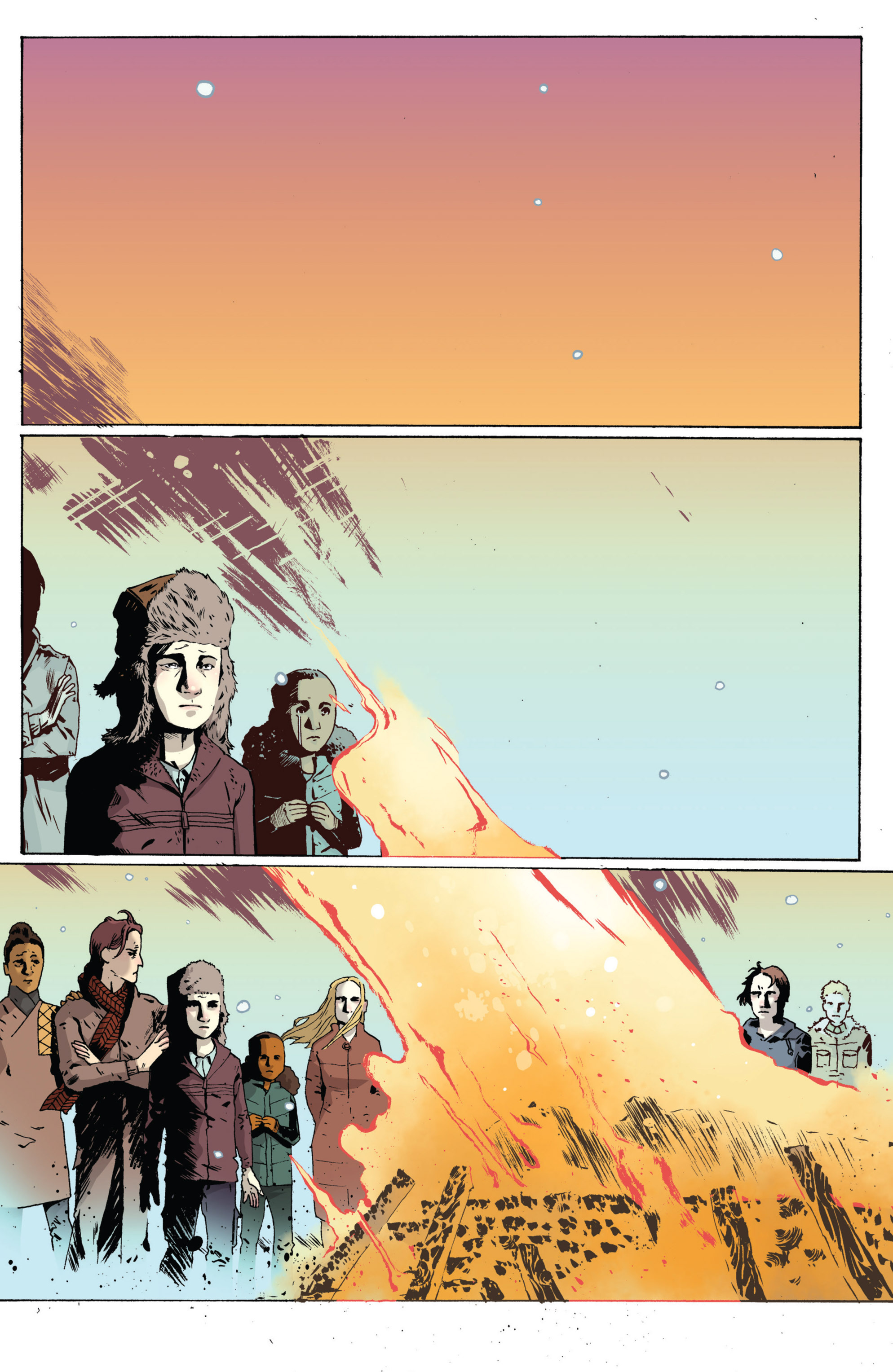 Read online Sheltered comic -  Issue #5 - 4