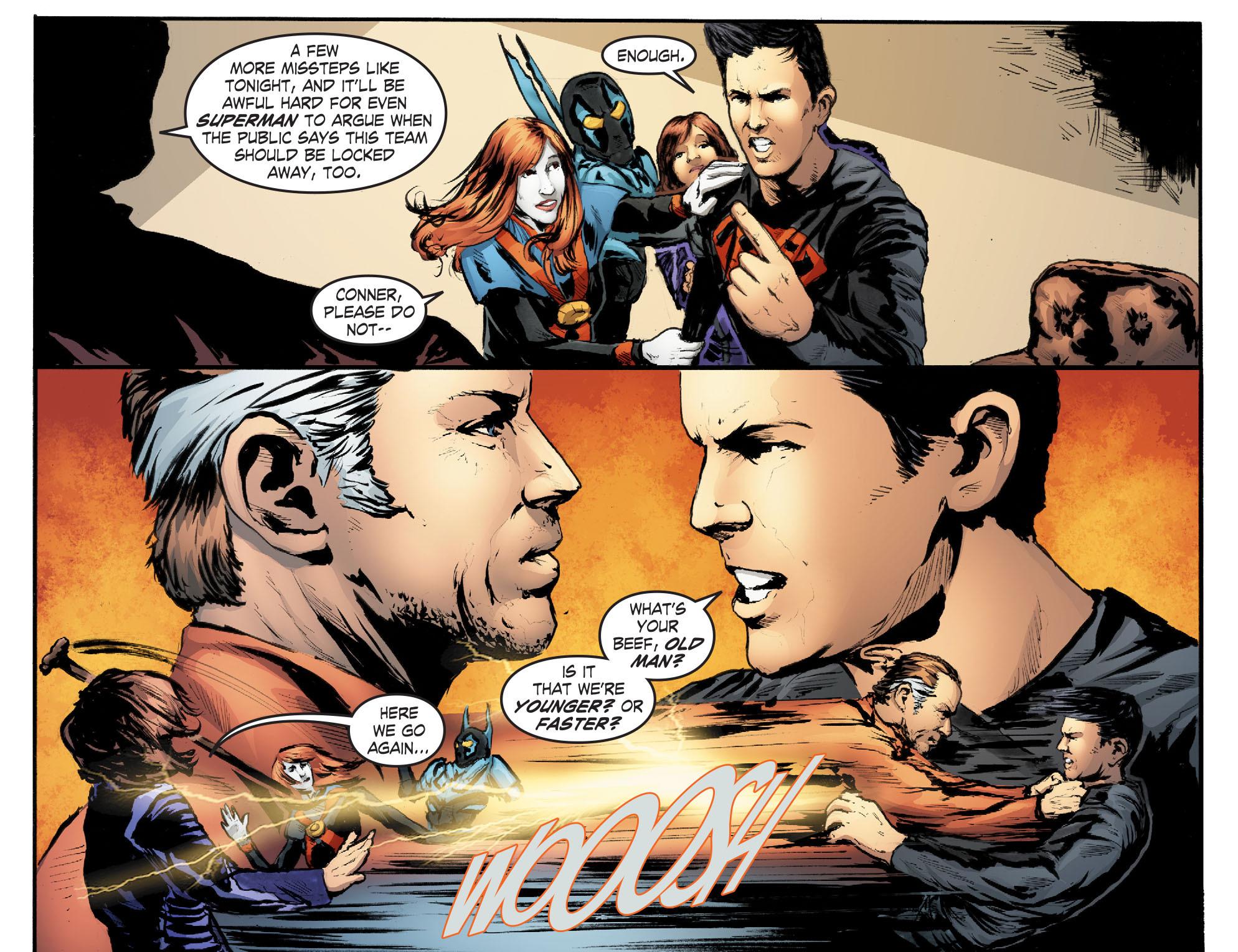 Read online Smallville: Titans comic -  Issue #2 - 7