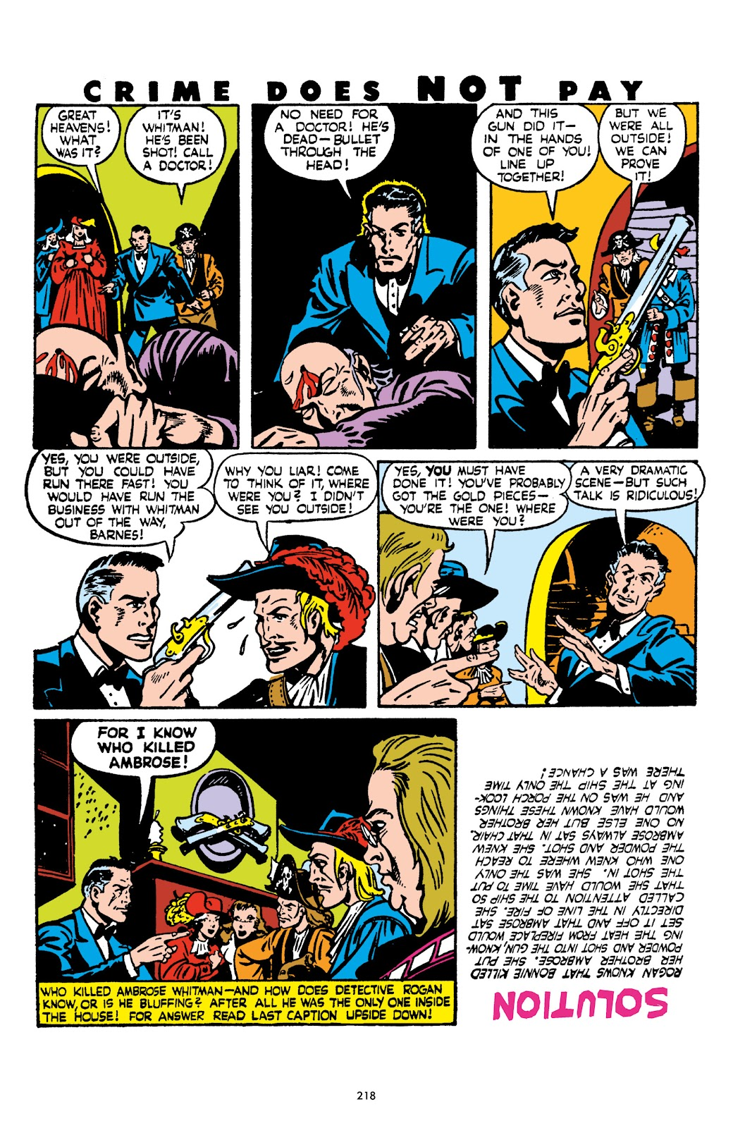 Read online Crime Does Not Pay Archives comic -  Issue # TPB 5 (Part 3) - 18