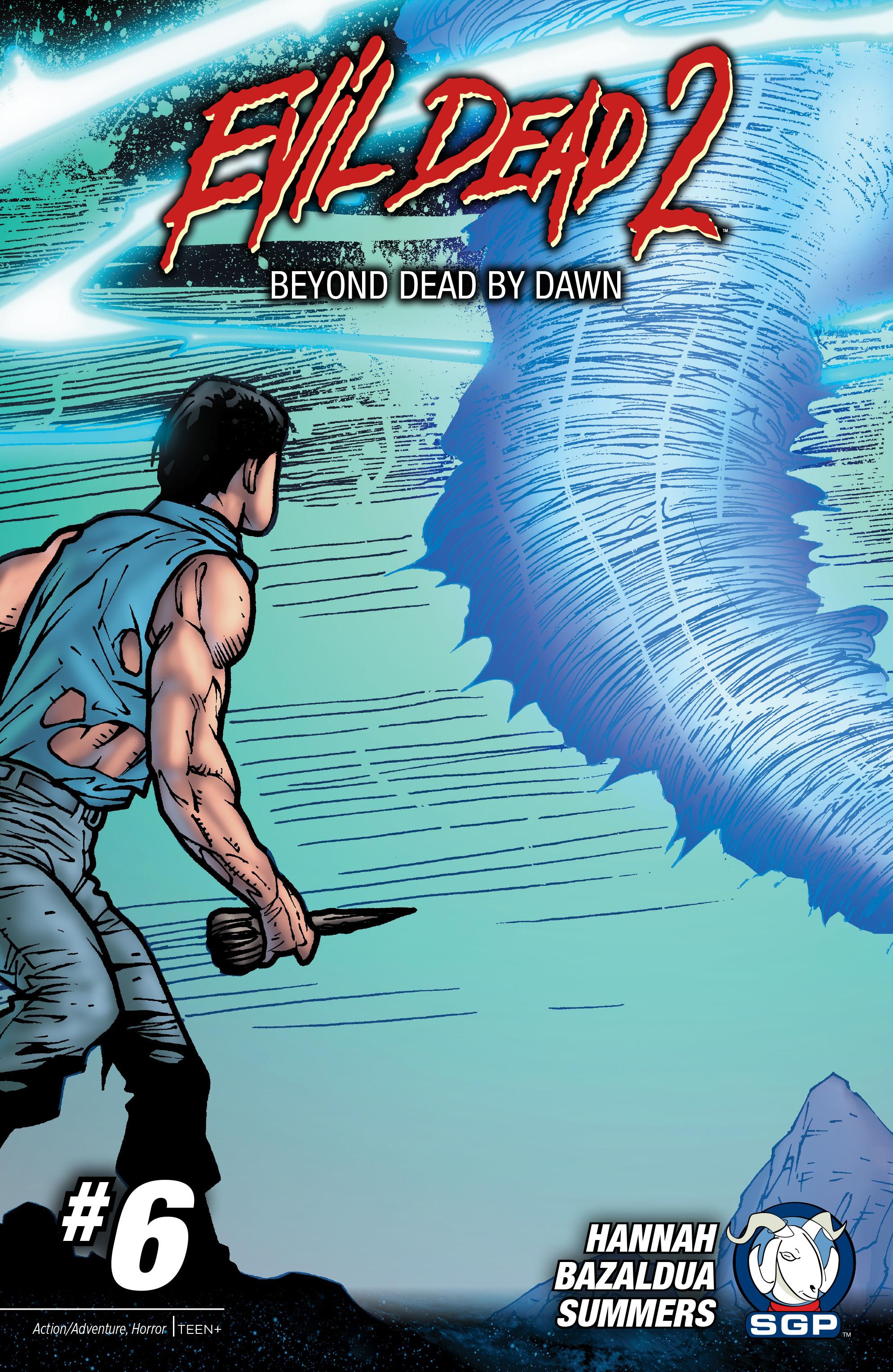 Evil Dead 2: Beyond Dead By Dawn 6 Page 1