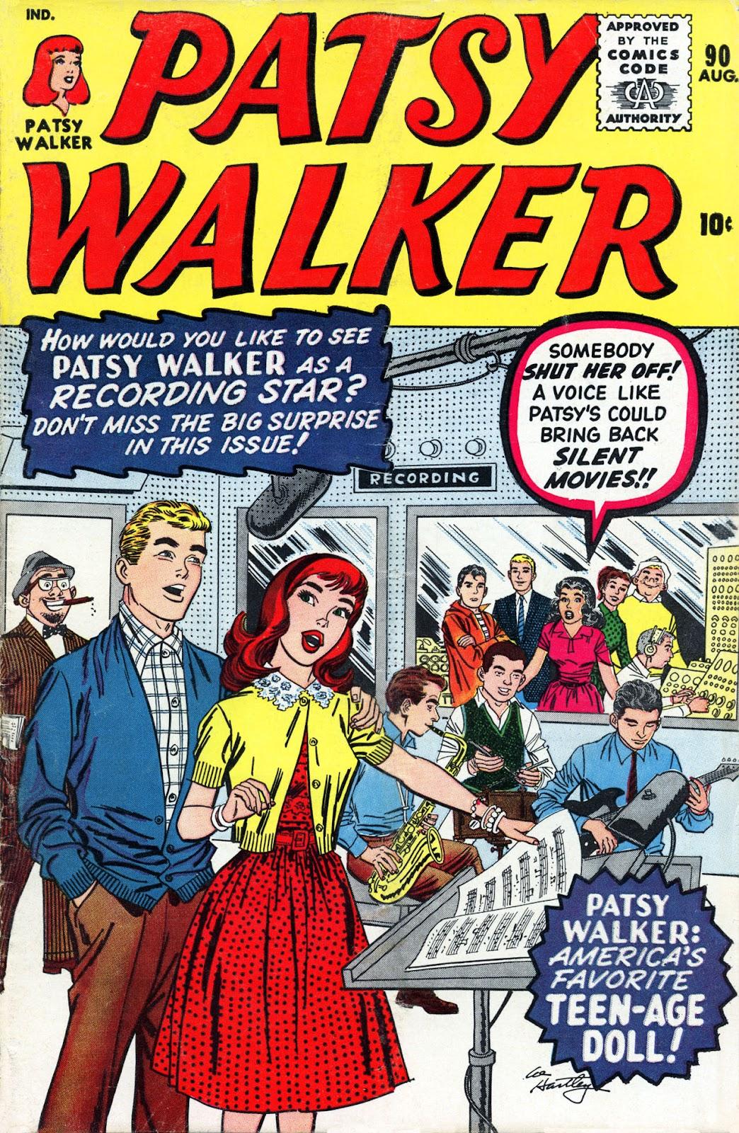 Patsy Walker 90 Page 1